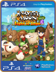 HARVEST MOON LIGHT OF HOPE - comprar online