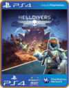 PS4 Helldivers Democracy Strikes Back Psn Original 1 Mídia Digital