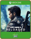 XBOX ONE PRIMÁRIA JUST CAUSE 4 RELOADED