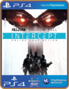 PS4 Killzone Shadow Fall Intercept Psn Original 1 Mídia Digital