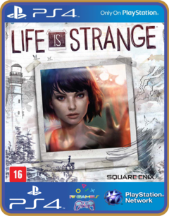 Life Is Strange Temporada Completa