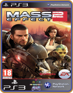 Ps3 Mass Effect 2 Mídia Digital Original Psn