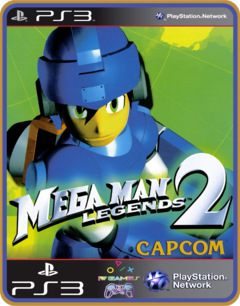 Ps3 Mega Man Legends 2 Psone |  Original Mídia Digital - comprar online