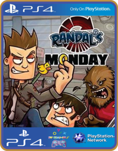 PS4 Randals Monday Psn Original 1 Mídia Digital