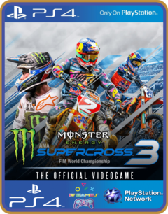 Monster Energy SupercrossThe Official Videogame 3