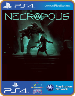 PS4 Necropolis Psn Original 1 Mídia Digital