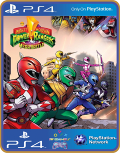 POWER RANGERS MEGA BATTLE