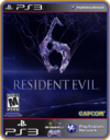Ps3 Resident Evil 6  Mídia Digital