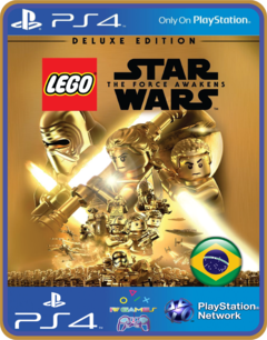 Lego Star Wars The Force Awakens De Luxo