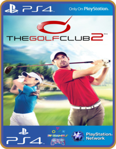 PS4 The Golf Club 2 Psn Original 1 Mídia Digital