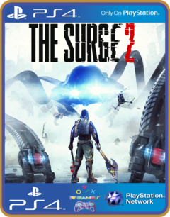 Ps4 The Surge 2 midia digital