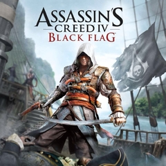 ASSASSINS CREED 4 IV BLACK FLAG