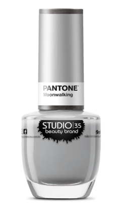Esmalte Pantone II STUDIO 35 #moonwalking 9 ml