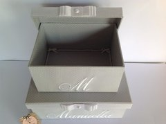 Conjunto de caixas decorativas - Art In The Box Gi Moraes Almeida