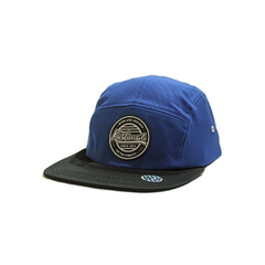 Gorra Kushmail 5 panels Patch Bi Color