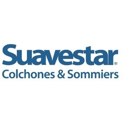 Colchón SUAVESTAR Superstar pillow top 160x200cm RESORTES Maxspring® (continuos) - EL APOLIYO