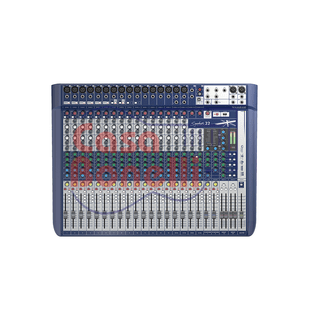 Mixer de 22 canales Soundcraft Signature 22