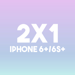 Promo 2x1 Iphone  6/6s plus