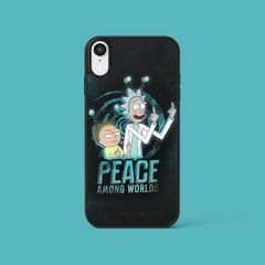 Funda Rigida Rick and Morty
