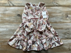 WAW KIDS | VESTIDO ALICE ROSE