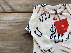 Paula Cahen D'anvers | PIJAMA MUSIC BABY BOYS - little MOD