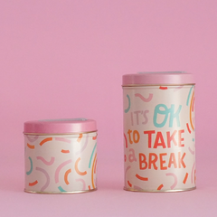 Set de latas - Break