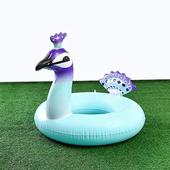Inflable Pavo Real Ring en internet