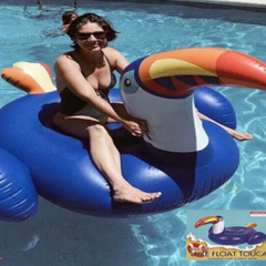 Inflable Tucan Grande - Chichimamerry
