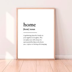 CUADRO HOME DEFINITION