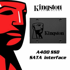 Disco sólido interno Kingston sata3 a400, original /120gb 240gb 480gb