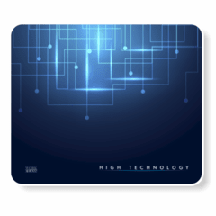 1163-Mouse Pad High Tecnology