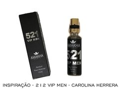 Perfume 521 Vip Men (212 Vip Men) 15 ml na internet