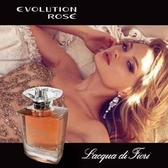 Evolution Rosé Deo-Colônia 100ml