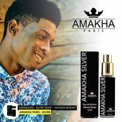 AMAKHA SILVER (Silver Scent) 15ml - loja online