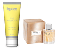 Hidratante - Happiness (Jimmy Choo Illicit) 80ml