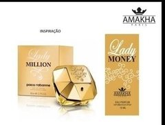 PERFUME LADY MONEY (LADY MILLION) 15ml - PERFUMEBHZ