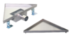 Desague Rejilla Triangular Fluenza Ceramic Dt250t03 25 Atrim