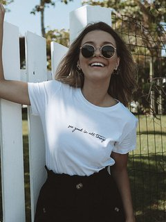 t-shirt alma see good in all things