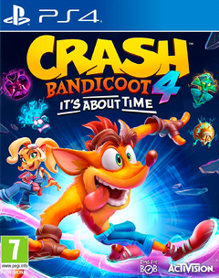 CRASH BANDICOOT 4 - comprar online