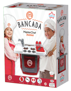 BANCADA MASTERCHEF JUNIOR - BIG STAR