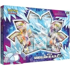 POKEMON BOX SANDSLASH DE ALOLA - COPAG