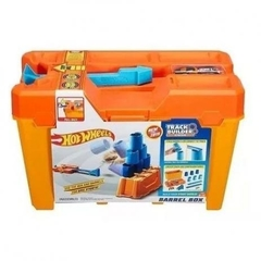 HOT WHEELS PISTA E ACESS TRACK BUILDER - MATTEL - comprar online