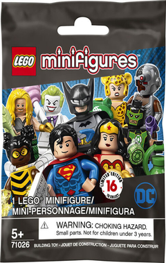 LEGO - MINI FIGURES - DC SUPER SUPER HEROES