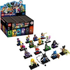 LEGO - MINI FIGURES - DC SUPER SUPER HEROES na internet