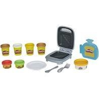 PLAY-DOH - KITCHEN CREATIONS - SANDUICHE DE QUEIJO - HASBRO na internet