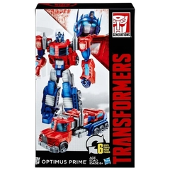 TRANSFORMERS OPTIMUS PRIME  GENERATIONS- HASBRO