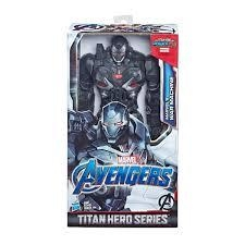 WAR MACHINE TITAN HERO SERIES - HASBRO
