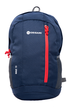 City Bagpack Blue / Red