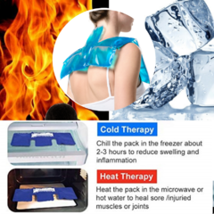 Dolor De Cuello Cervical Terapia Gel Frio Calor Agnovedades