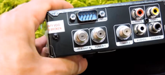 Receptor Freesky The Rock Zion HD ACM 3 Tunner Tunner (Satelite + Tv a cabo) - Ciadodeco